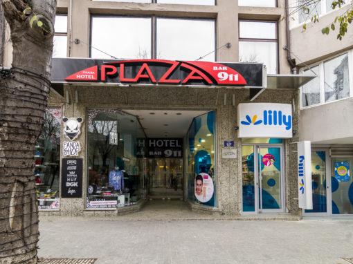 Отель Плаза Варна
