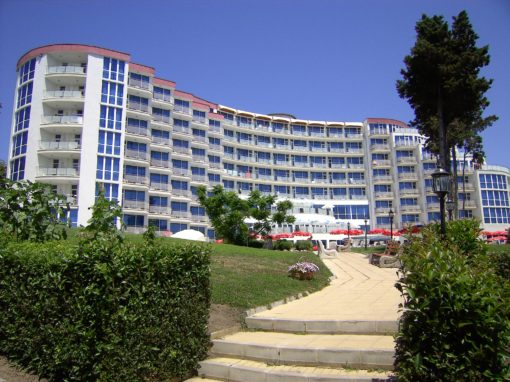 Отель Аква Азур