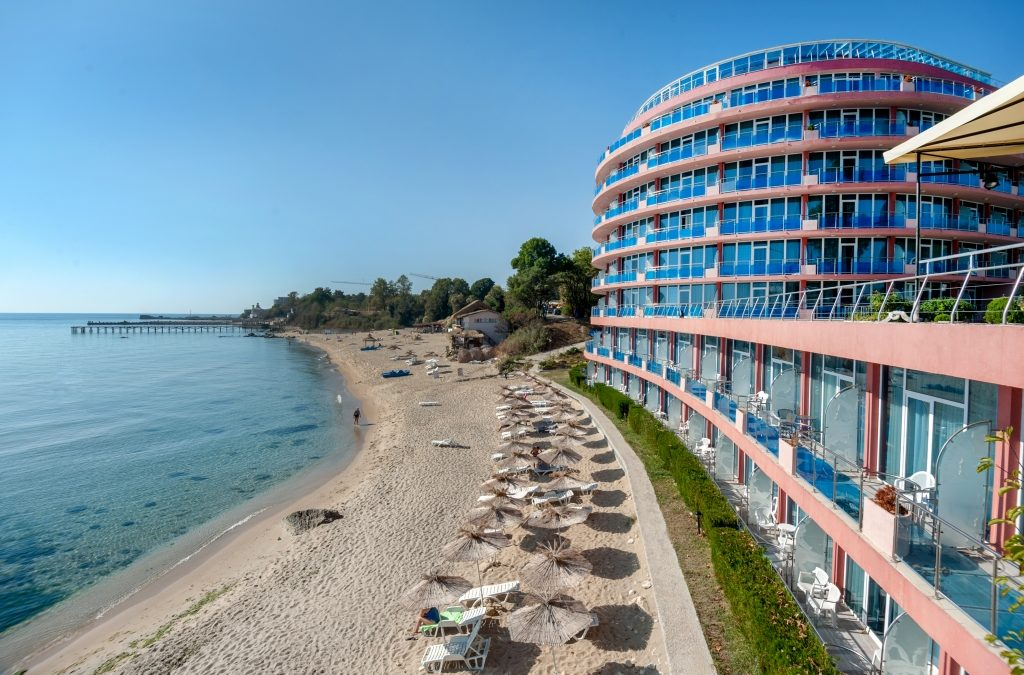 Отель Сириус Бийч