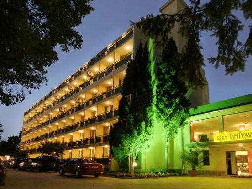 Отель Тинтява