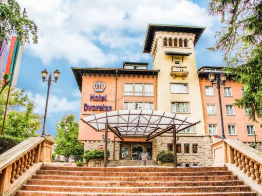 СПА Отель Двореца