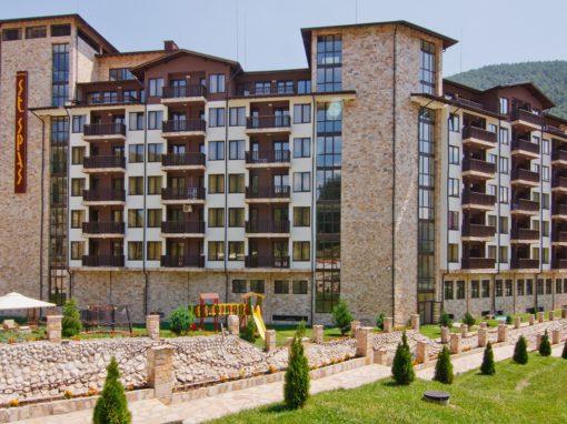 Saint Spas Balneo Hotel
