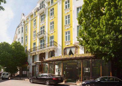 Гранд Отель Лондон Варна