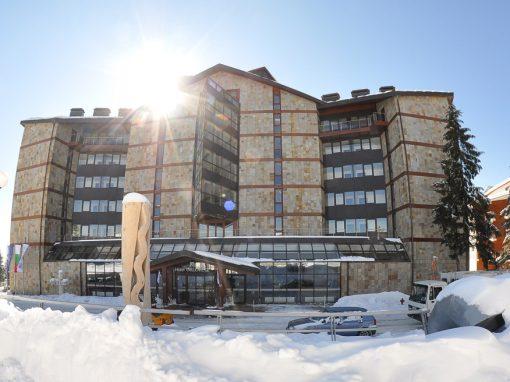 Отель Орловец