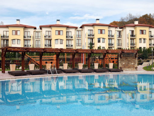 Парк Отель Пирин