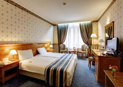 Downtown Sofia Double Room 02