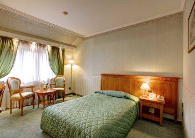 Downtown Sofia Single Room 01