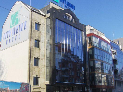 City Avenue Sofia