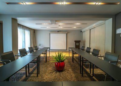 Conference room U shape