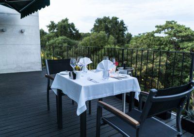 Large suite 5 terrace